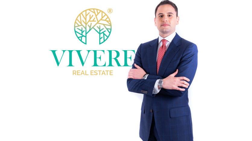 Donato Cutecchia Founder Vivere Real Estate Roma